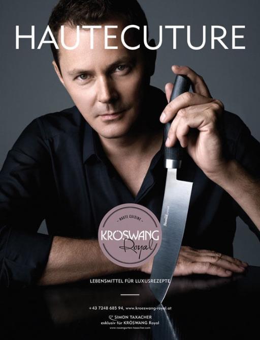 Anzeige Haute Couture - Kröswang Royal