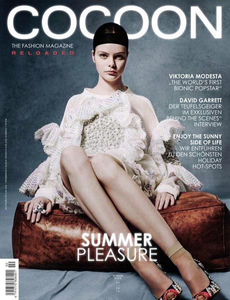 Titelbild Cocoon Magazine